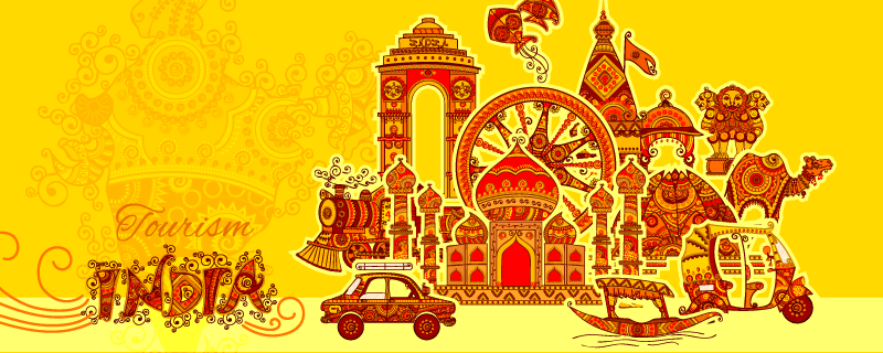 How Does India Travel